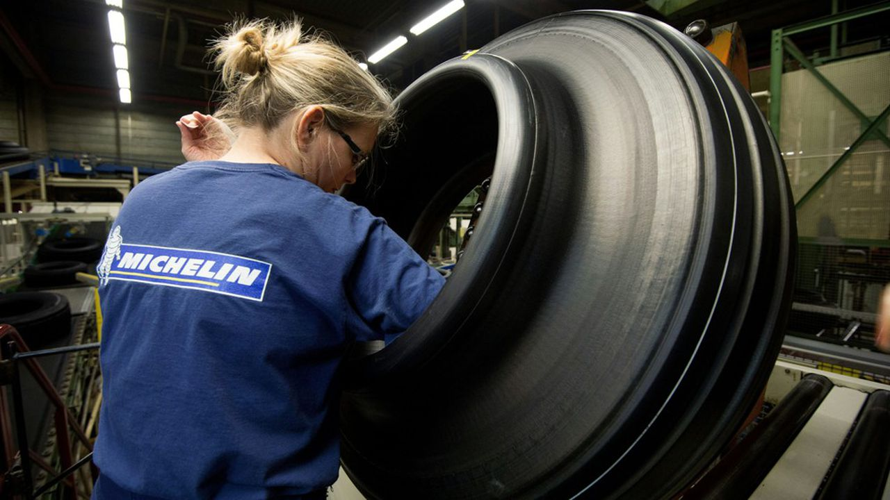 Le site vendéen de la Roche-sur-Yon, qui fabrique des pneus pour poids lourds, avait fait l'objet en 2016 de l'un de ces «pactes d'avenir» emblématiques chez Michelin.
