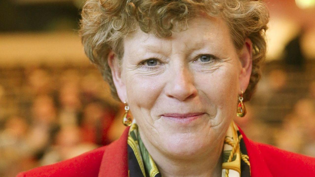 Vivienne Cox préside le conseil de surveillance de Vallourec depuis 2010, après près de trente ans de carrière chez le pétrolier britannique BP.