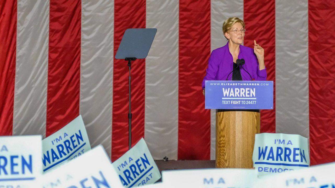 Démocrates : Elizabeth Warren se rapproche de Joe Biden dans les sondages