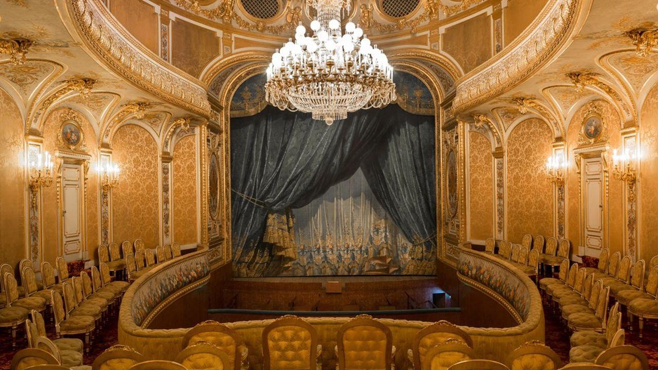 A Fontainebleau, le théâtre impérial se réveille d'un long sommeil