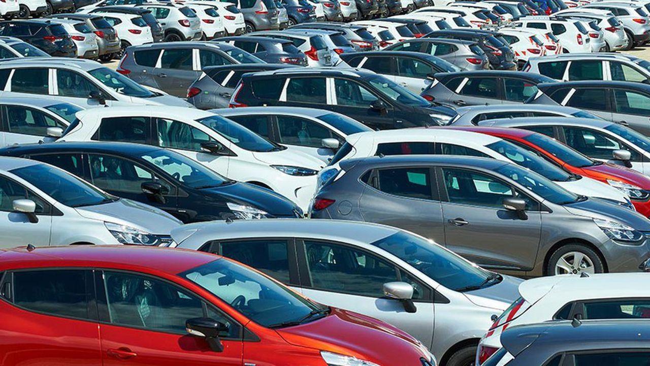 Au total, 1,042million de voitures particulières neuves ont été mises sur les routes de l'Union européenne en août, soit près de 100.000 de moins qu'en août2018.