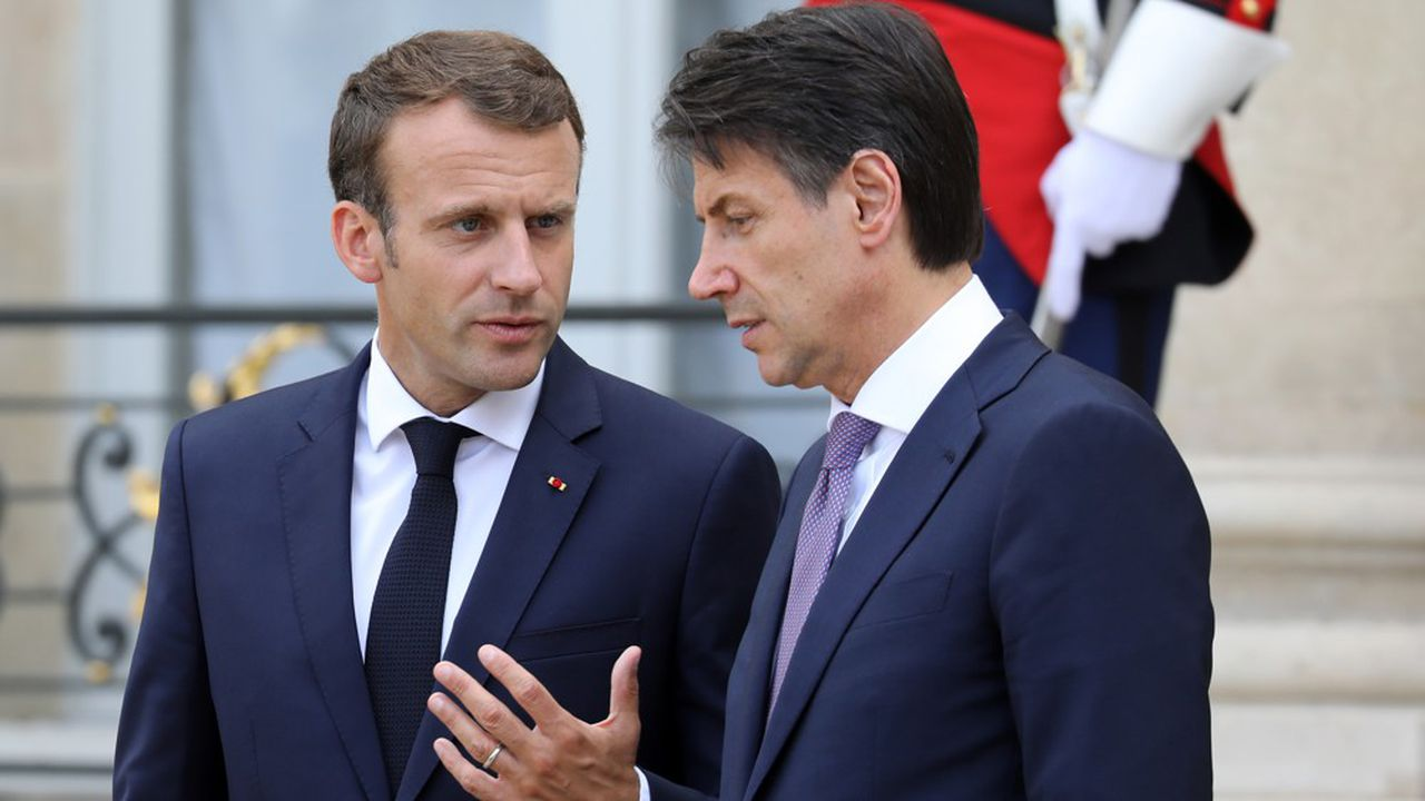 France et Italie renouent le dialogue après un an de tensions