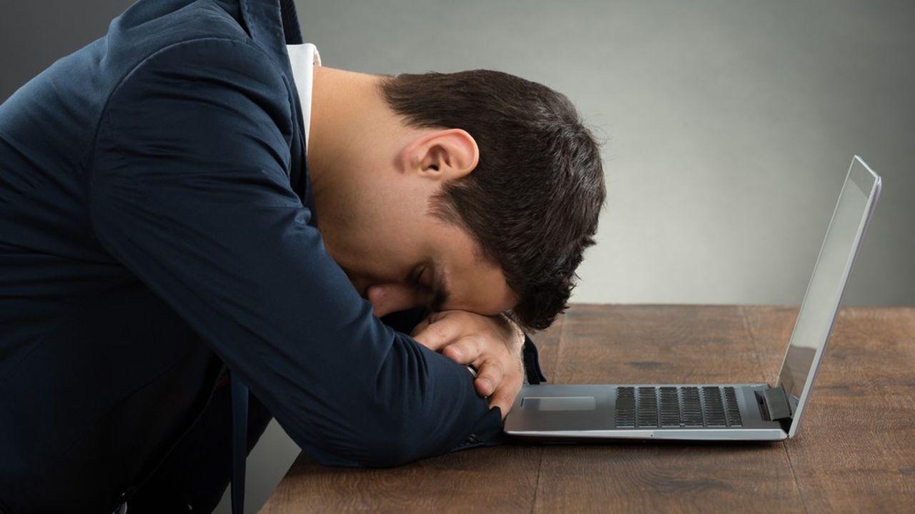 «Le sommeil est devenu un vrai sujet, d'autant que la quasi-totalité des salariés qui disent souffrir de troubles du sommeil (30% d'entre eux) estiment que cela a des répercussions sur leur travail», commente Anne-Sophie Godon.