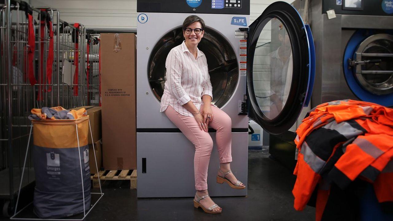 Karine Da Silva a fait appel au Love Money et réuni 1,5million d'euros pour créer son entreprise.