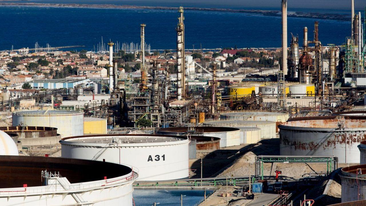 Le PDG de Total, Patrick Pouyanné, a fait part de son inquiétude quant à la viabilité économique de la bioraffinerie de la Mède face aux députés de la commission des Affaires économiques.