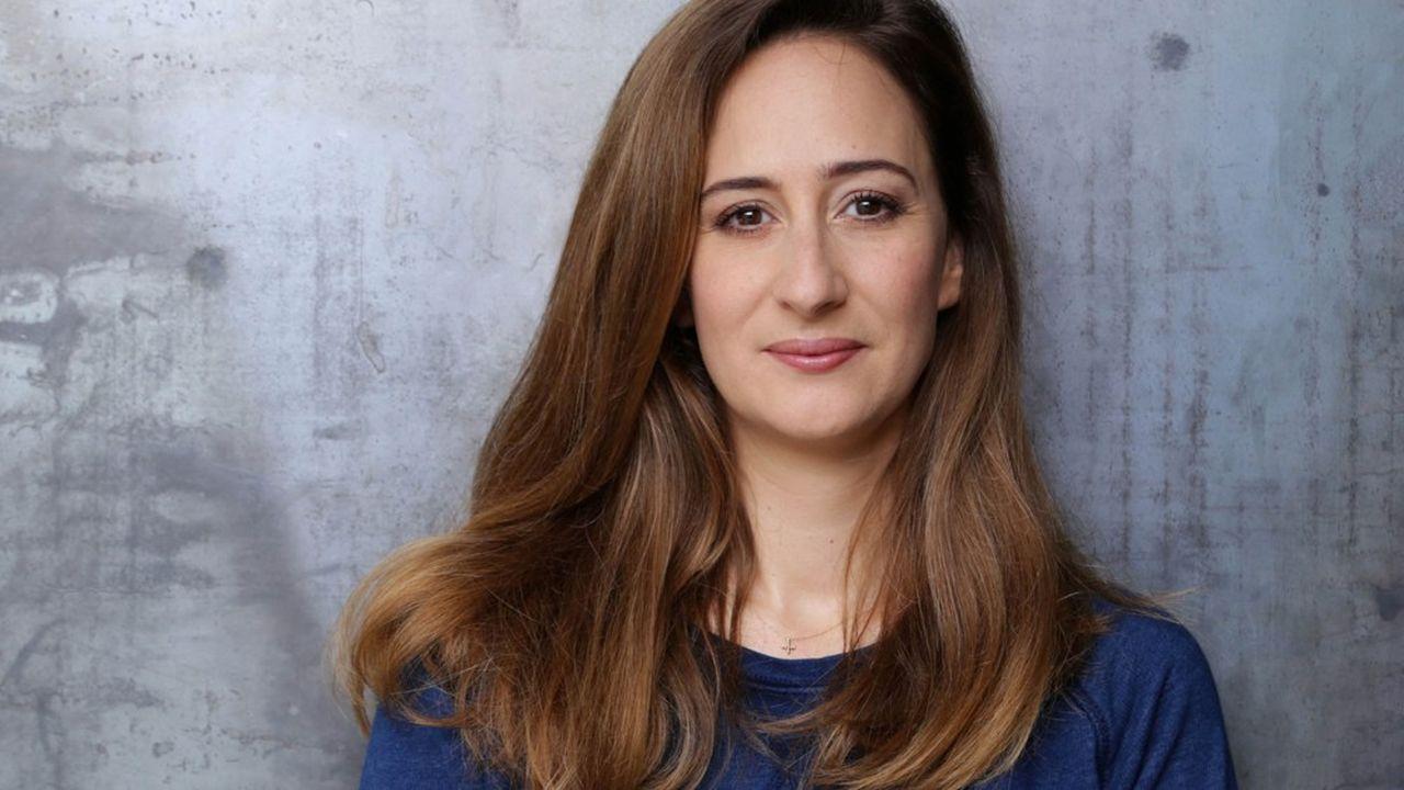 Céline Lazorthes a présidé le jury qui a défini les critères du Next40 et a remis les prix «Tech for Good».