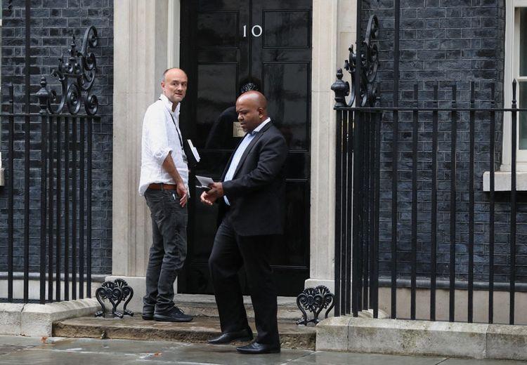 Dominic Cummings, l'étrange gourou du Brexit