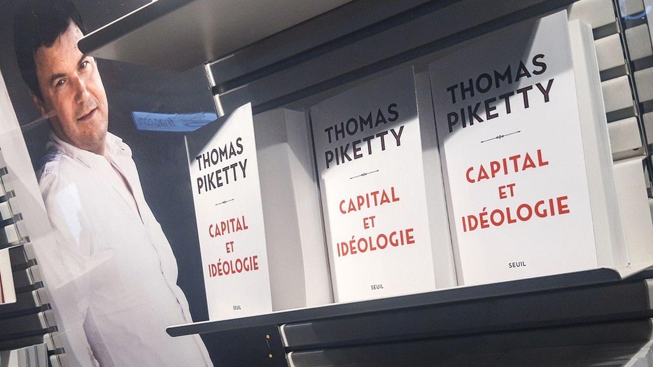 Sous couvert d'un ouvrage scientifique, «Capital et Idéologie» est un pamphlet radical contre le capitalisme.