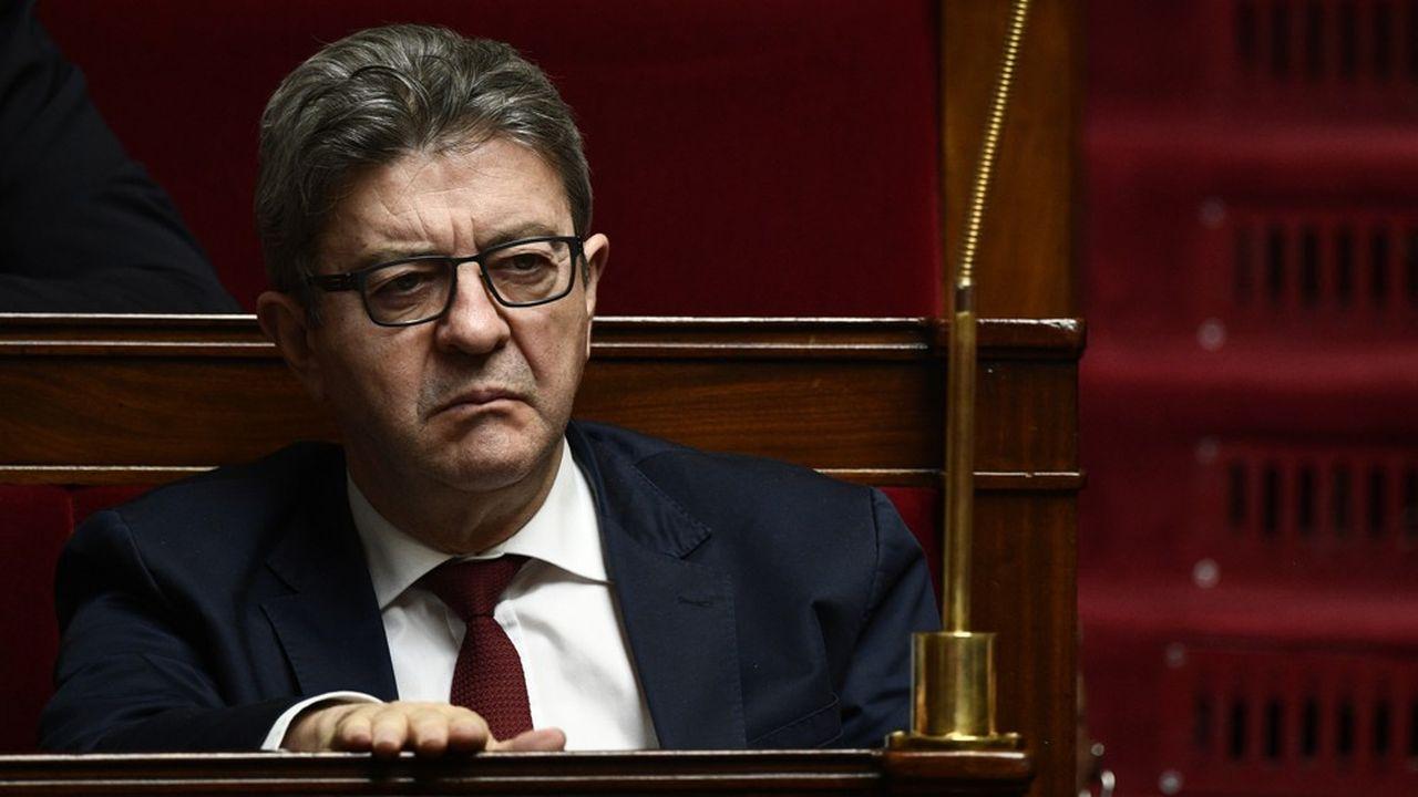 Ces dernières semaines, Jean-Luc Mélenchon a mené une offensive médiatique pour dénoncer ce qu'il qualifie de «procès politique».