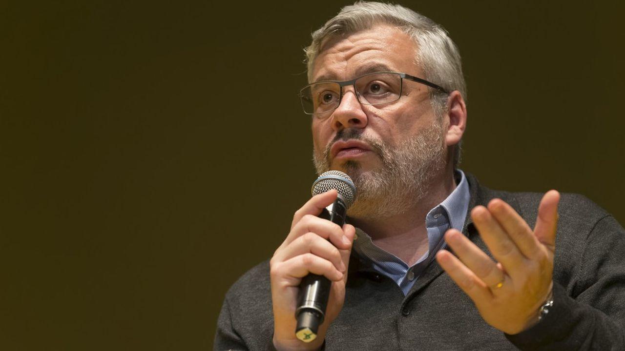 François Nitot est le nouveau directeur général de Qwant