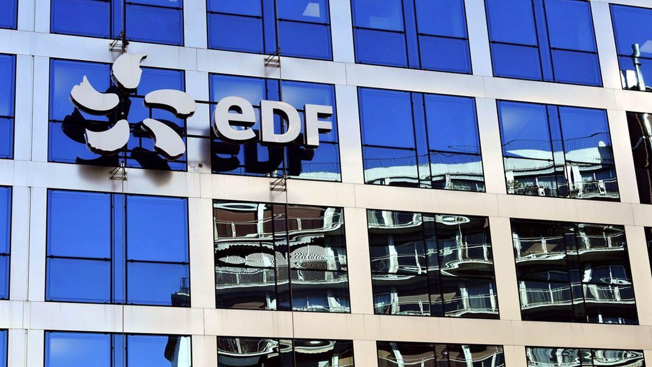Les quatre organisations syndicales représentatives d'EDF (CGT, CFE-CGC, CFDT, FO) ont appelé à la grève ce jeudi.