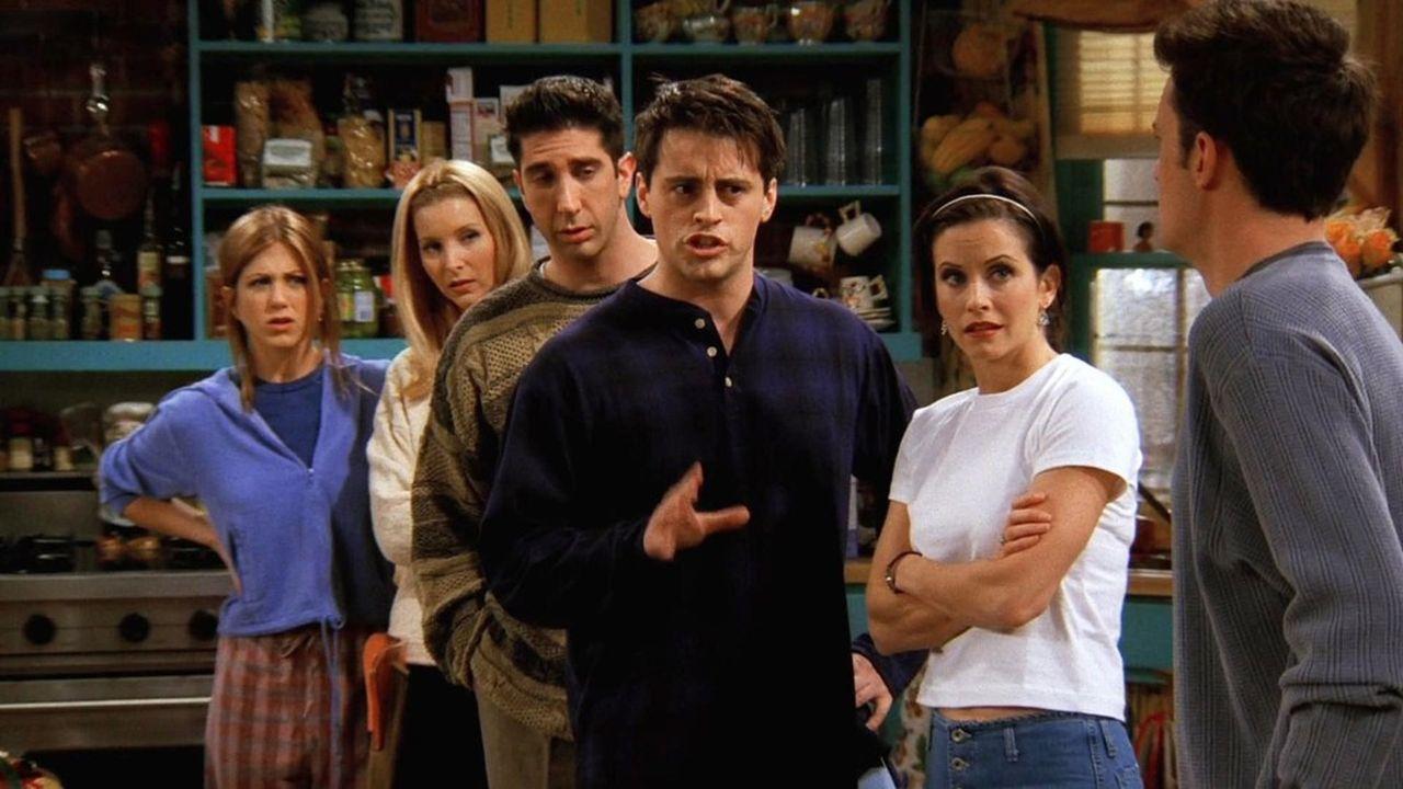 « Friends », symbole de la bataille titanesque du streaming