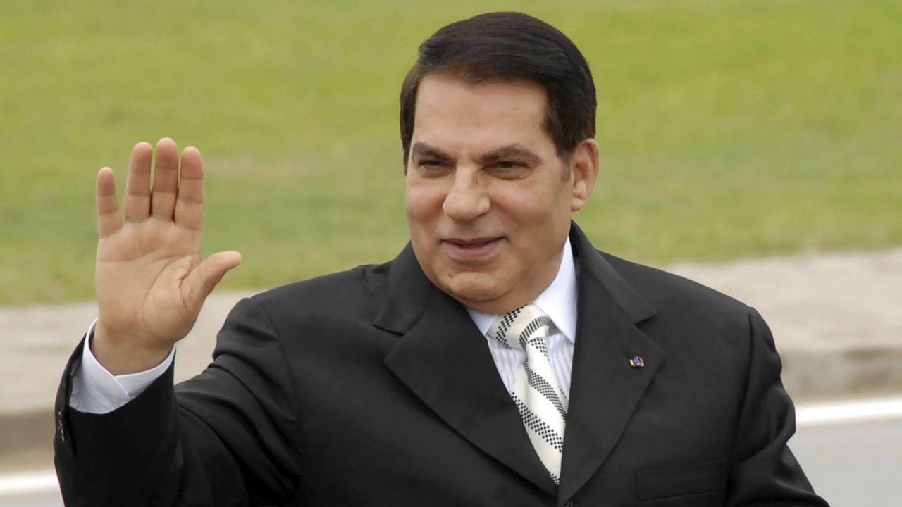 Zine El Abidine Ben Ali a été chassé du pouvoir par le peuple tunsien en janvier 2011.