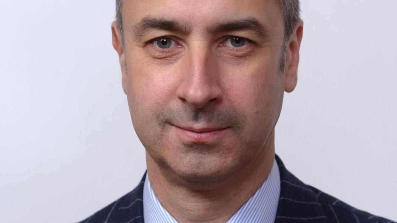 Stéphane Piat, directeur général de Carmat.