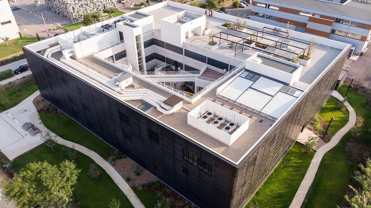 Les nouveaux locaux d'Ubisoft près de Montpellier ont été inaugurés cette semaine.