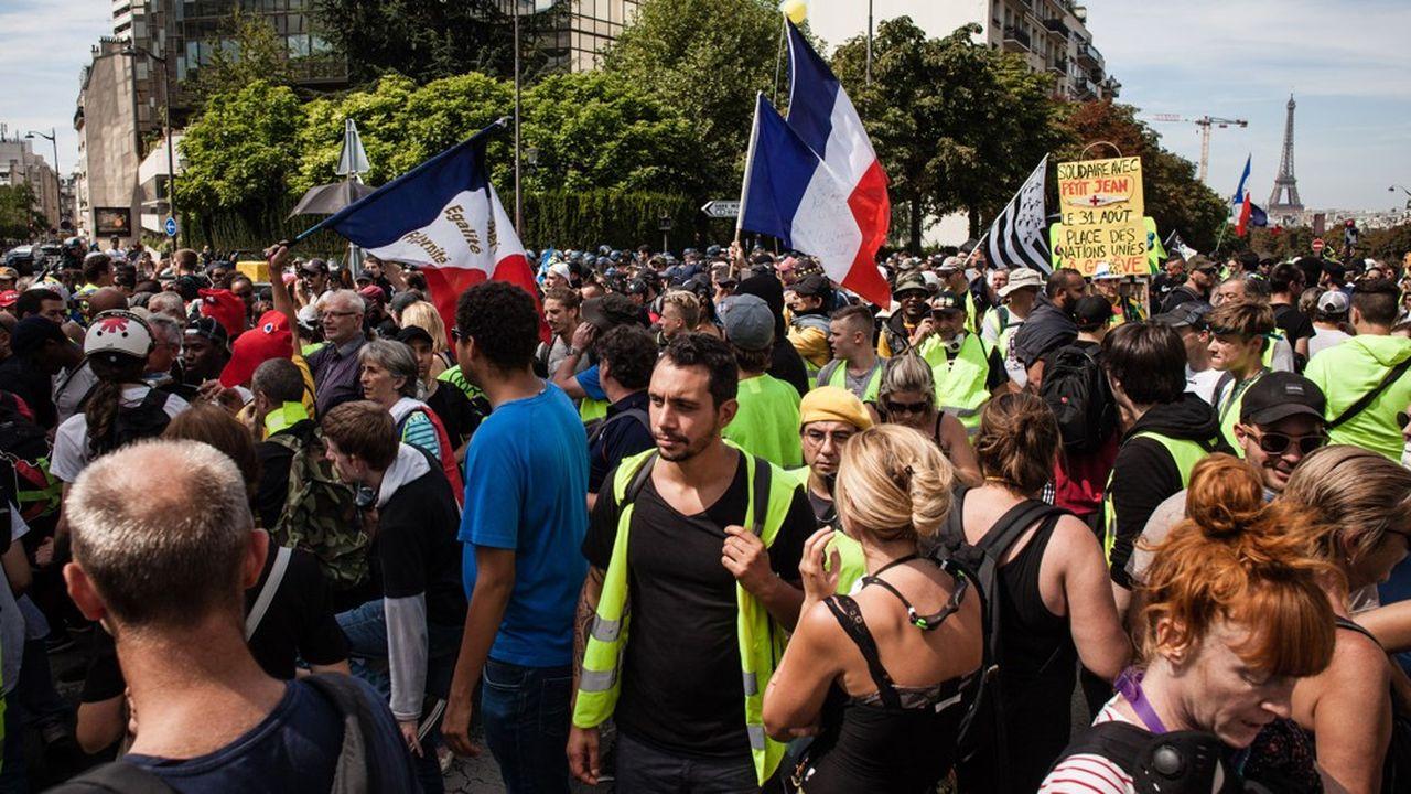Certains appels à la mobilisation ont réuni des milliers de membres sur les réseaux sociaux ces derniers jours
