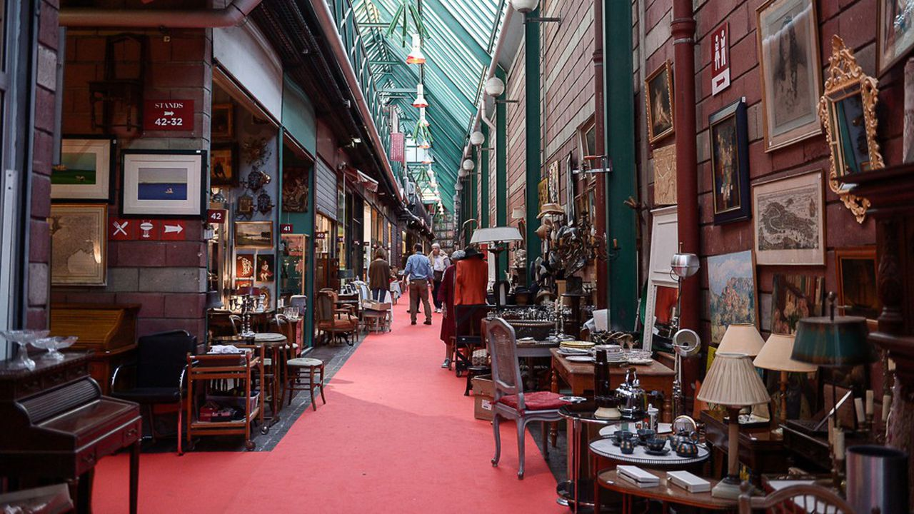 Tous les marchés des Puces de Saint-Ouen organisent l'événement «Puces mon trésor» du 19 au 23septembre.