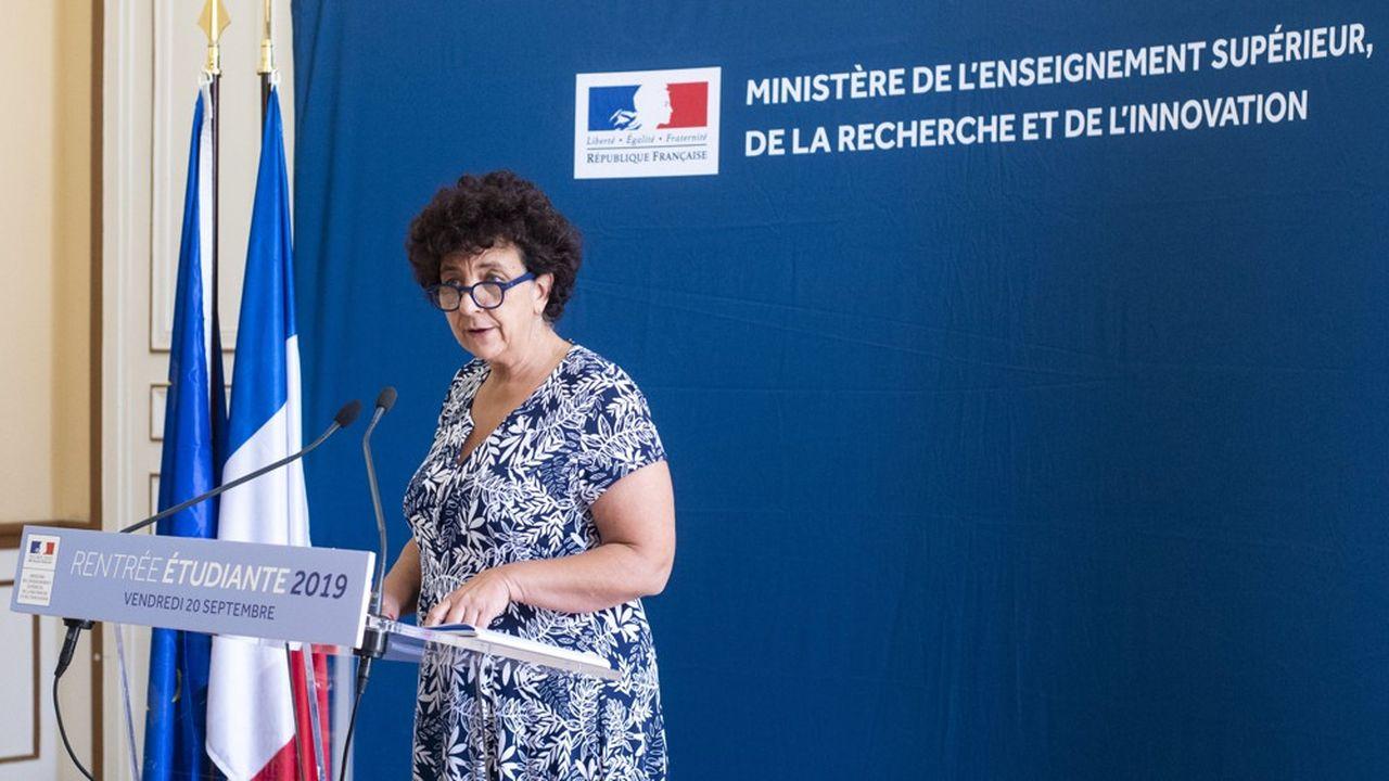 En mai dernier, 110.000 personnes voulant reprendre leurs études s'étaient inscrites sur Parcoursup. Une «très bonne nouvelle», selon la ministre de l'Enseignement supérieur, Frédérique Vidal.