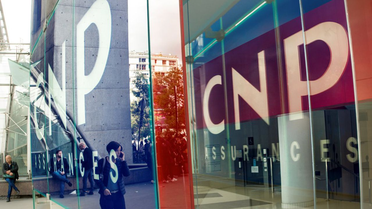 Siege du groupe CNP assurances