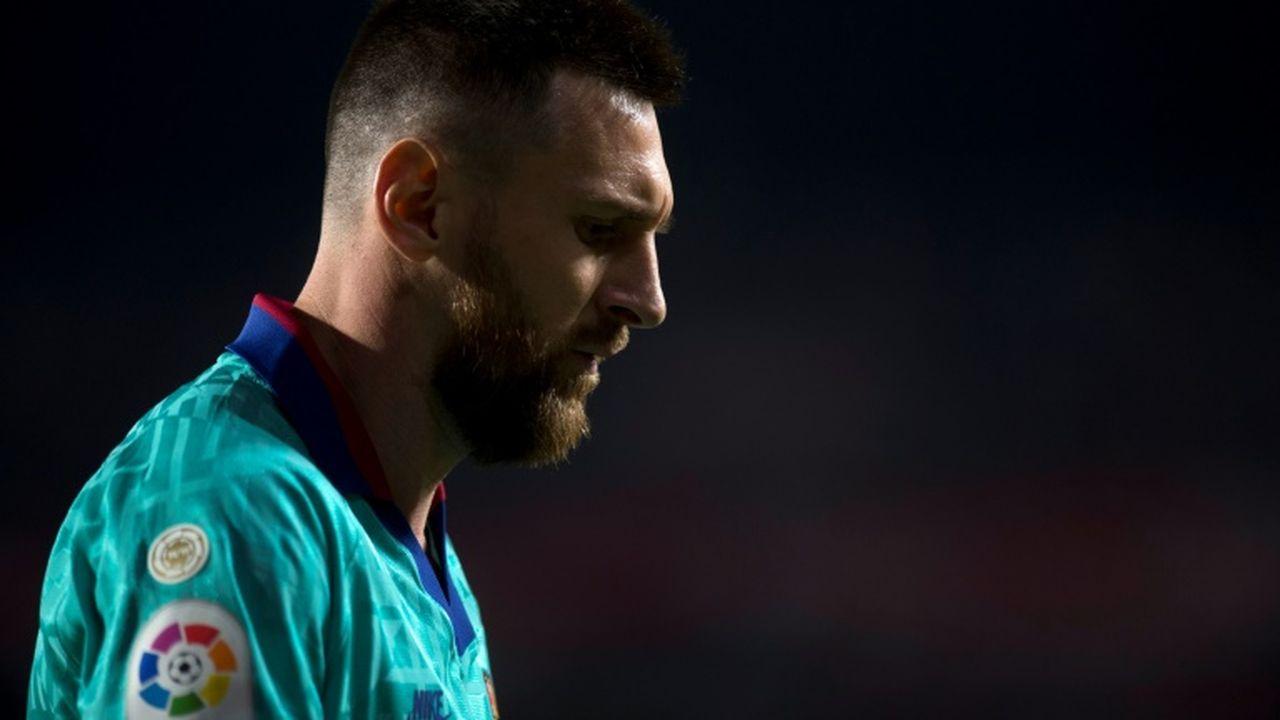 Le Barça tombe de haut à Grenade, leader surprise (vidéos) — Espagne