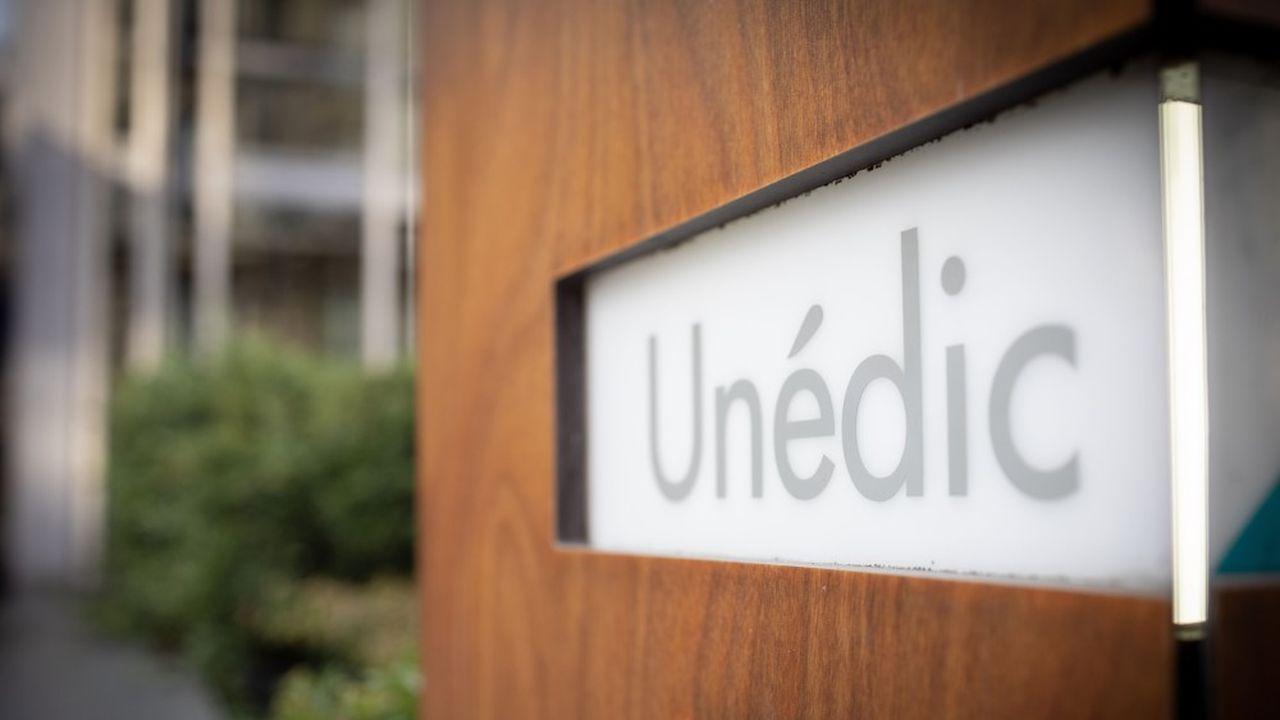 La réforme de l'assurance-chômage est censée ramener la dette de l'Unédic à l'équivalent de 8 mois de recettes, contre 11,5 mois cette année.