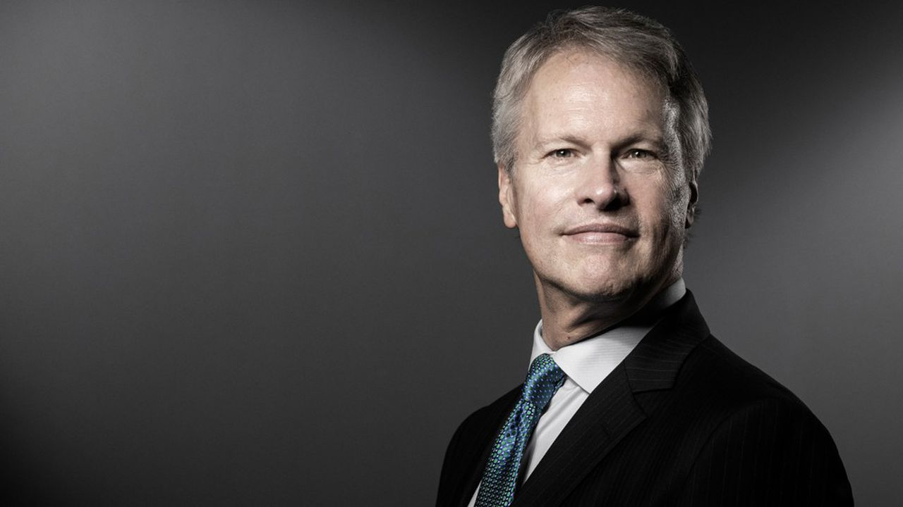 Gary Pruitt, président-directeur général d'Associated Press.