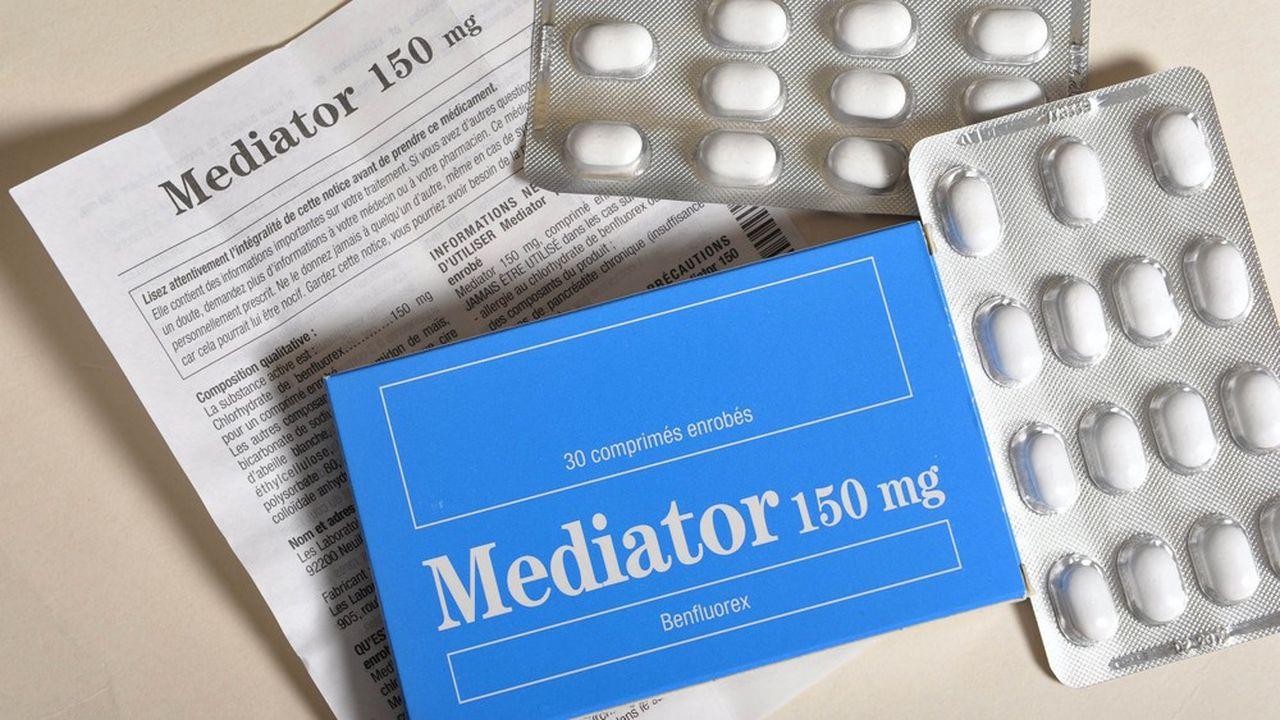 Le Mediator, conçu par les laboratoires Servier, a été retiré du marché en novembre2009.
