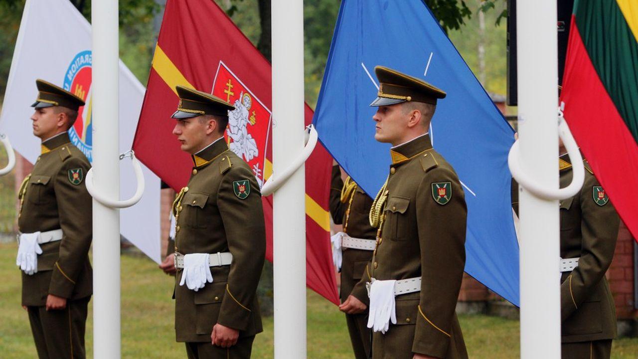 Les multiples démonstrations d'appartenance à l'Europe comme à l'Otan se retrouvent à Vilnius, à Riga comme à Tallinn.