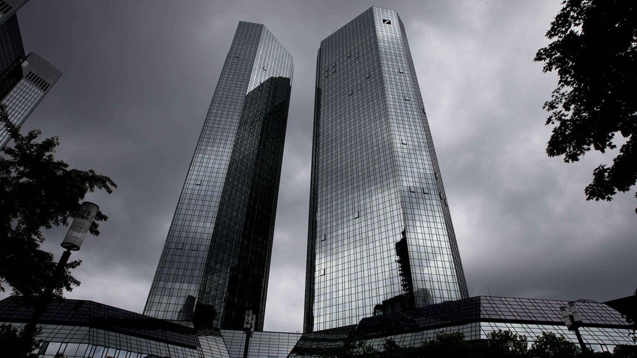 Les activités de «prime brokerage» font partie des activités dont le géant bancaire allemand cherchait à se délester