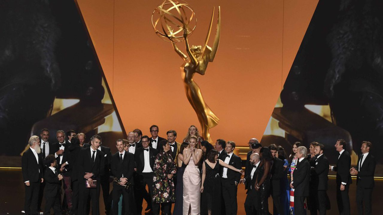 La série de HBO «Game of Thrones» a décroché le prix de la meilleure série dramatique et celui du meilleur second rôle pour Peter Dinklage (Tyrion Lannister)