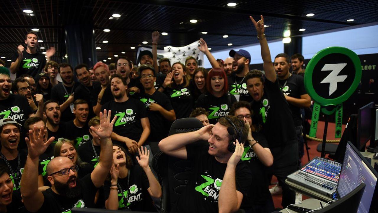 Pendant deux jours et trois nuits, les streamers ont joué à Fortnite, Minecraft ou League of Legends tandis que, de l'autre côté de l'écran, des centaines de milliers de spectateurs assistaient au spectacle et pouvaient reverser des dons