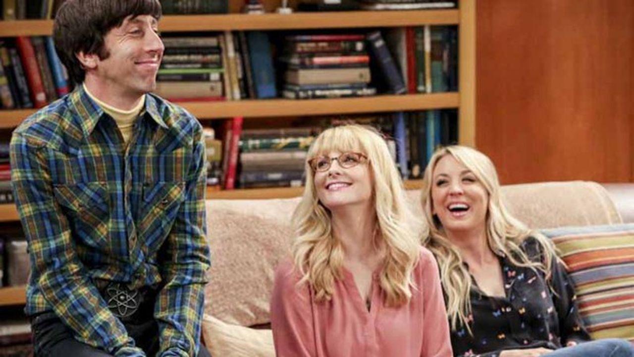 Warner a arraché la série «The Big Bang Theory» pour 1milliard de dollars.