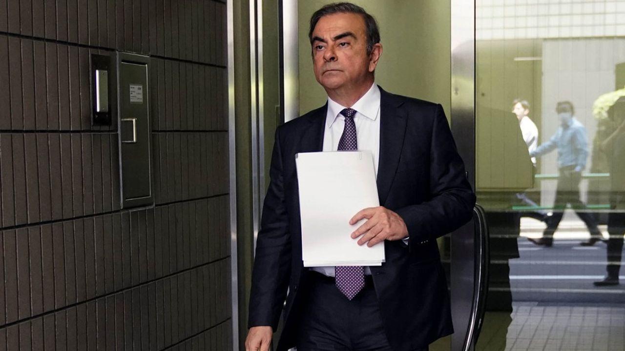 Accord amiable au civil entre Carlos Ghosn et la SEC — USA
