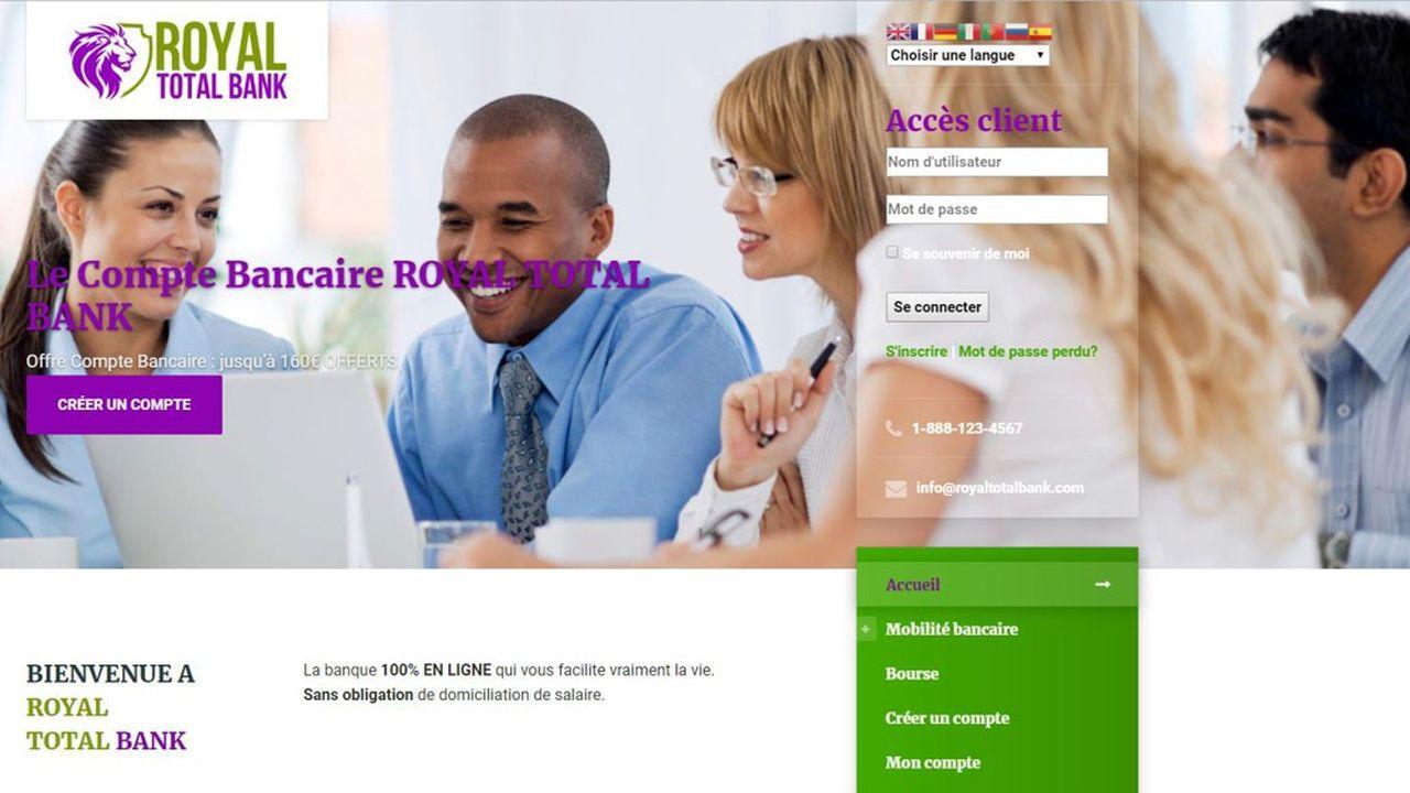 «Ces sites font assez souvent état de partenariats avec des banques agréées ou d'autres informations trompeuses destinées à rendre leur offre attrayante», explique l'ACPR.