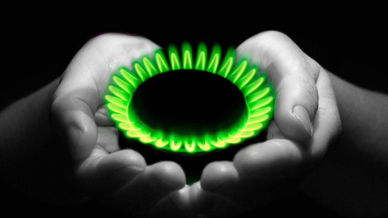 Objectif 10 % de gaz renouvelable en France en 2030.