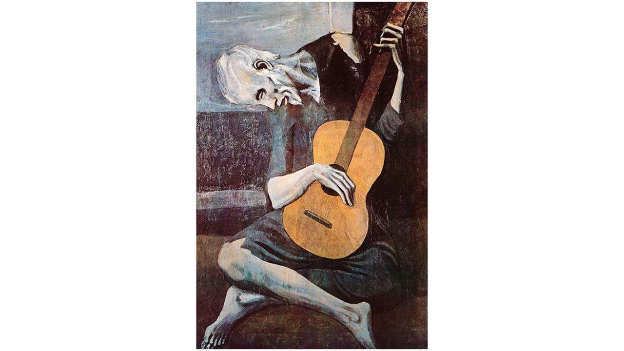 Retrouver Picasso derrière Picasso