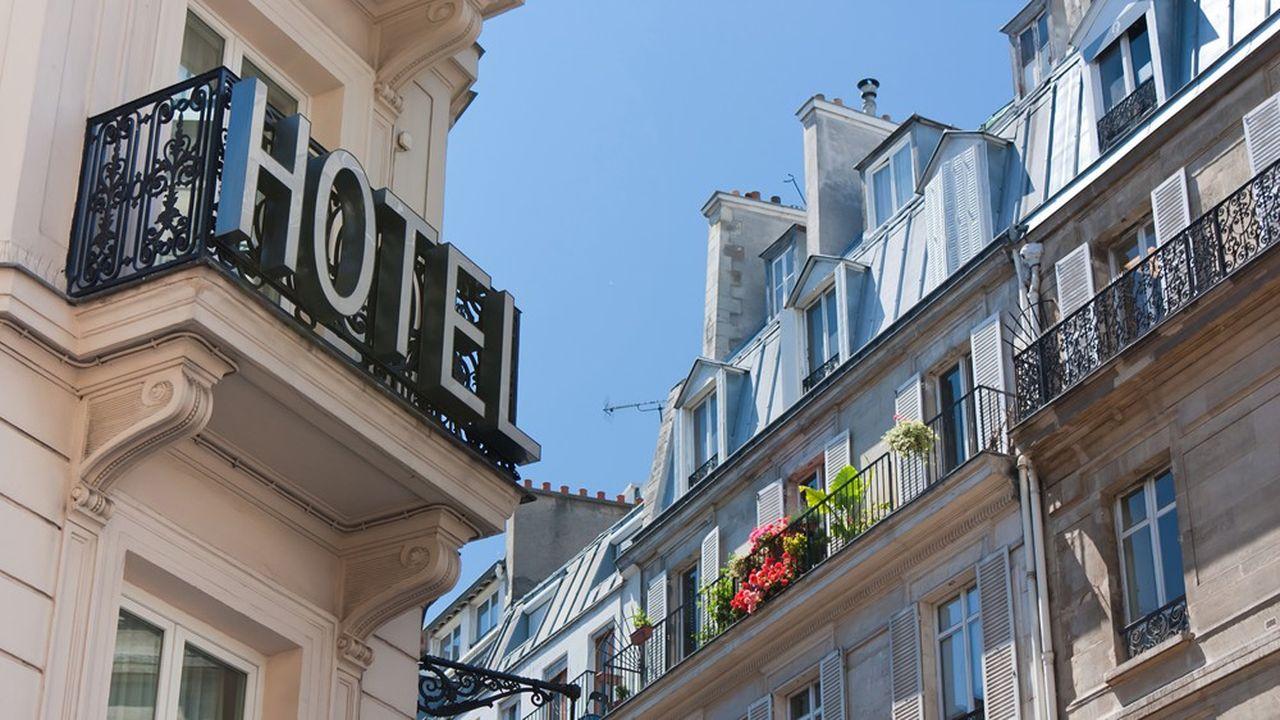 Les pertes enregistrées au premier trimestre 2019 par l'hôtellerie parisienne ont été compensées au deuxième trimestre.