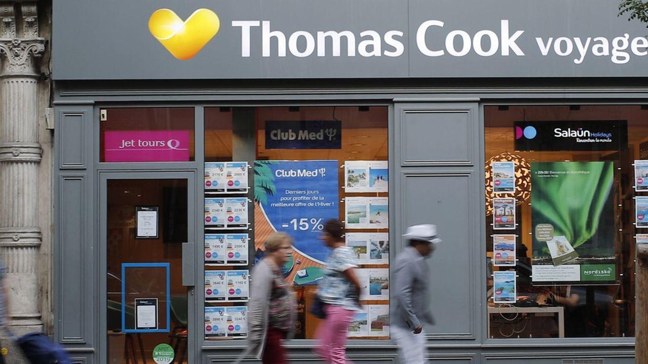 La faillite de Thomas Cook va entraîner le paiement d'indemnités aux porteurs de CDS.
