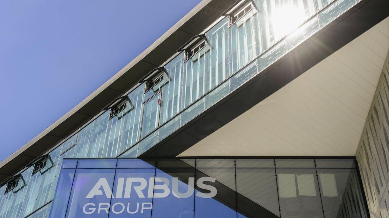 Avec Total, Safran, Thales, MBDA et Dassault Aviation, Airbus a donné vendredi un avis favorable à l'offre de l'ADIT sur Eurotradia International.