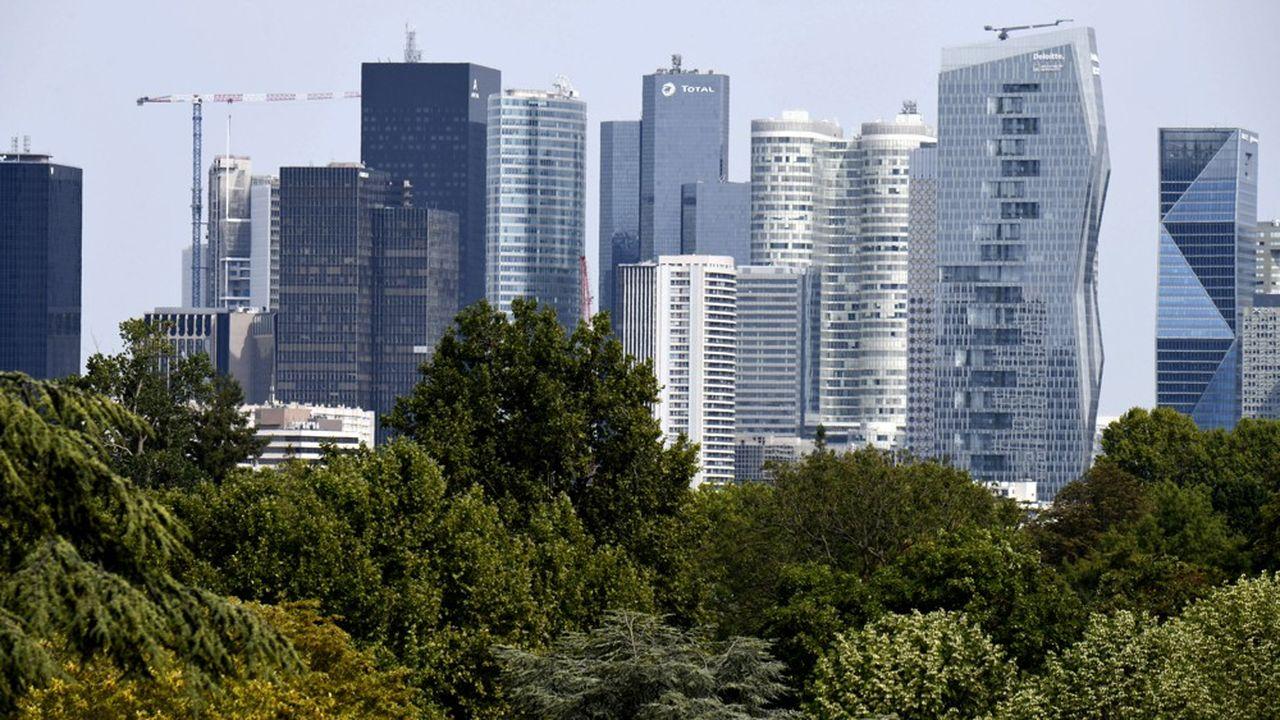 195 employés de l'organisme européen de régulation bancaire se sont installés en juin dernier dans la tour Europlaza.