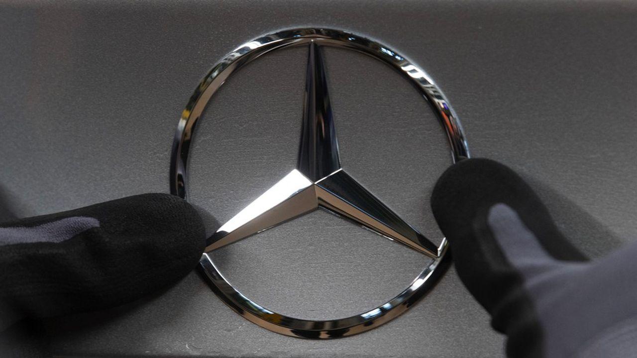 870 millions d'euros d'amende pour Daimler-Mercedes dans le scandale du diesel
