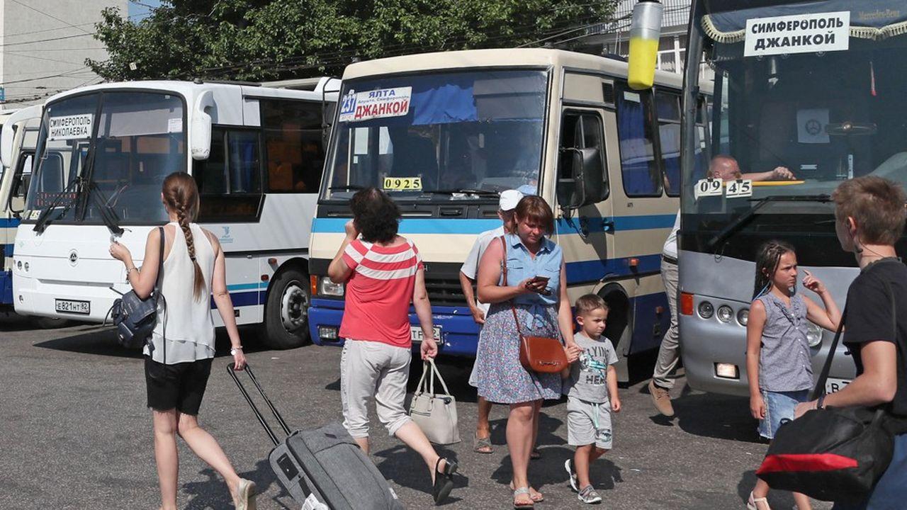 La plateforme internet de Busfor met en contact les clients avec pas moins de 7.000 transporteurs par cars en Russie, mais aussi dans plusieurs pays voisins.