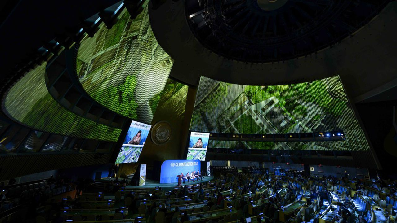 Après avoir réuni un sommet sur le climat, l'ONU a donné ce mardi le coup d'envoi à sa 74e assemblée générale annuelle, à New York.