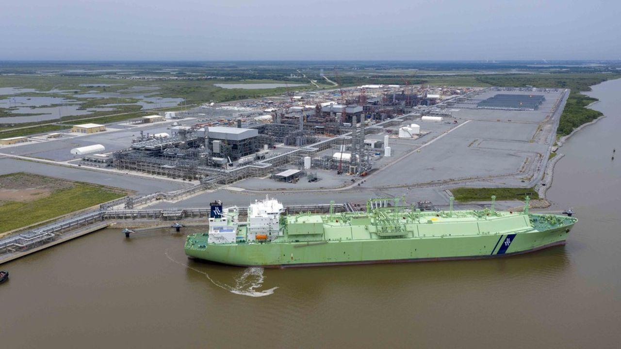 Le site de Cameron permet de produire 4,5millions de tonnes de gaz liquéfié par an et de l'exporter, par navire méthanier, vers l'Asie, qui représente les trois quarts de la demande, ou l'Europe.