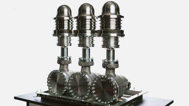 Le compresseur thermique au CO2 est la pièce maîtresse du dispositif thermodynamique mis au point par Jean-Marc Joffroy, l'autre cofondateur de Boostheat.