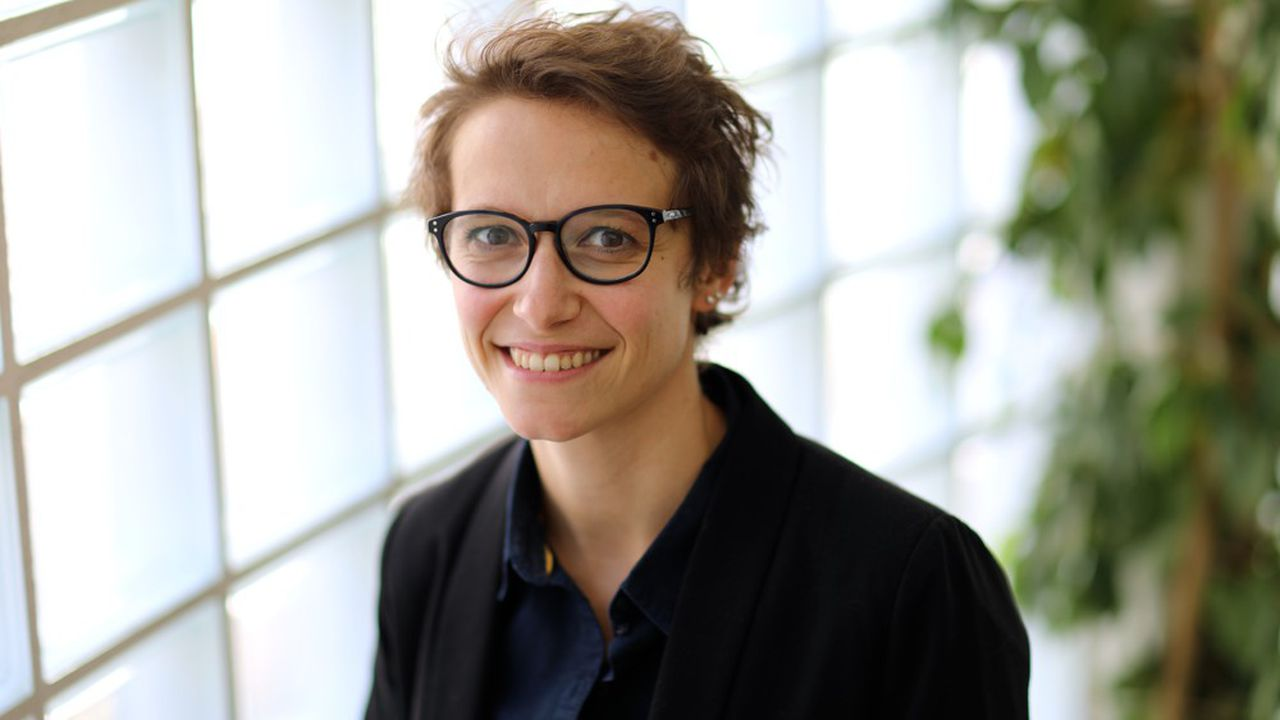 Justine Lipuma, PDG et fondatrice de Mycophyto.