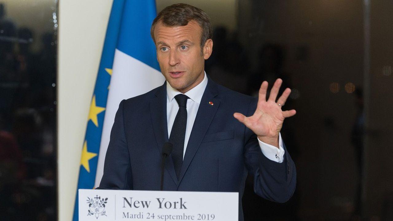 Concernant l'immigration, Emmanuel Macron juge que la procédure des reconduites à la frontière est un «échec» parce qu'elles «durent trop longtemps»