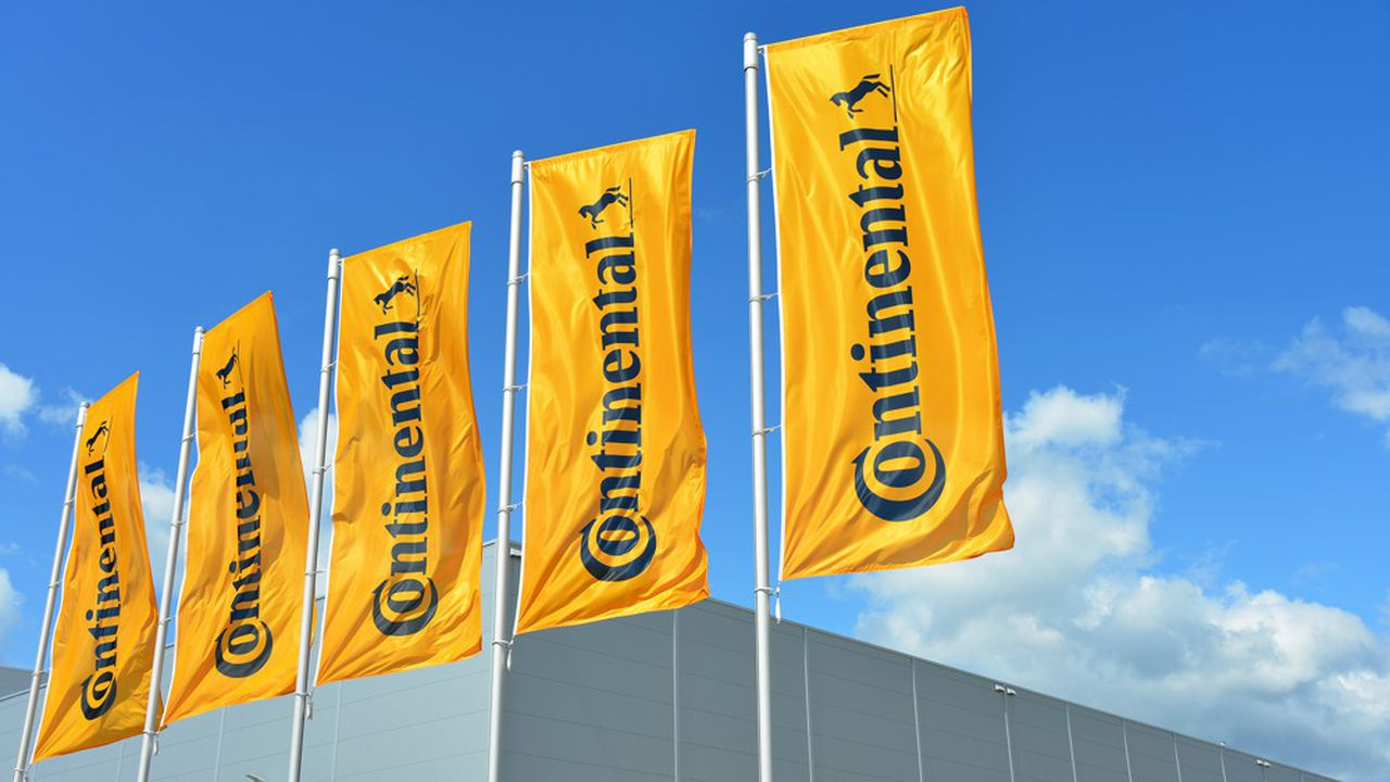 L'équipementier allemand Continental va supprimer 20.000 postes dans le monde sur les dix prochaines années.