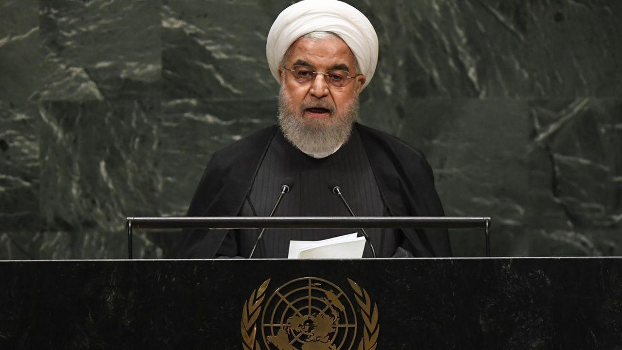 Le président iranien Hassan Rohani a fait part de sa défiance envers les Etats-Unis lors de son discours à la 74e assemblée annuelle de l'ONU à New York.