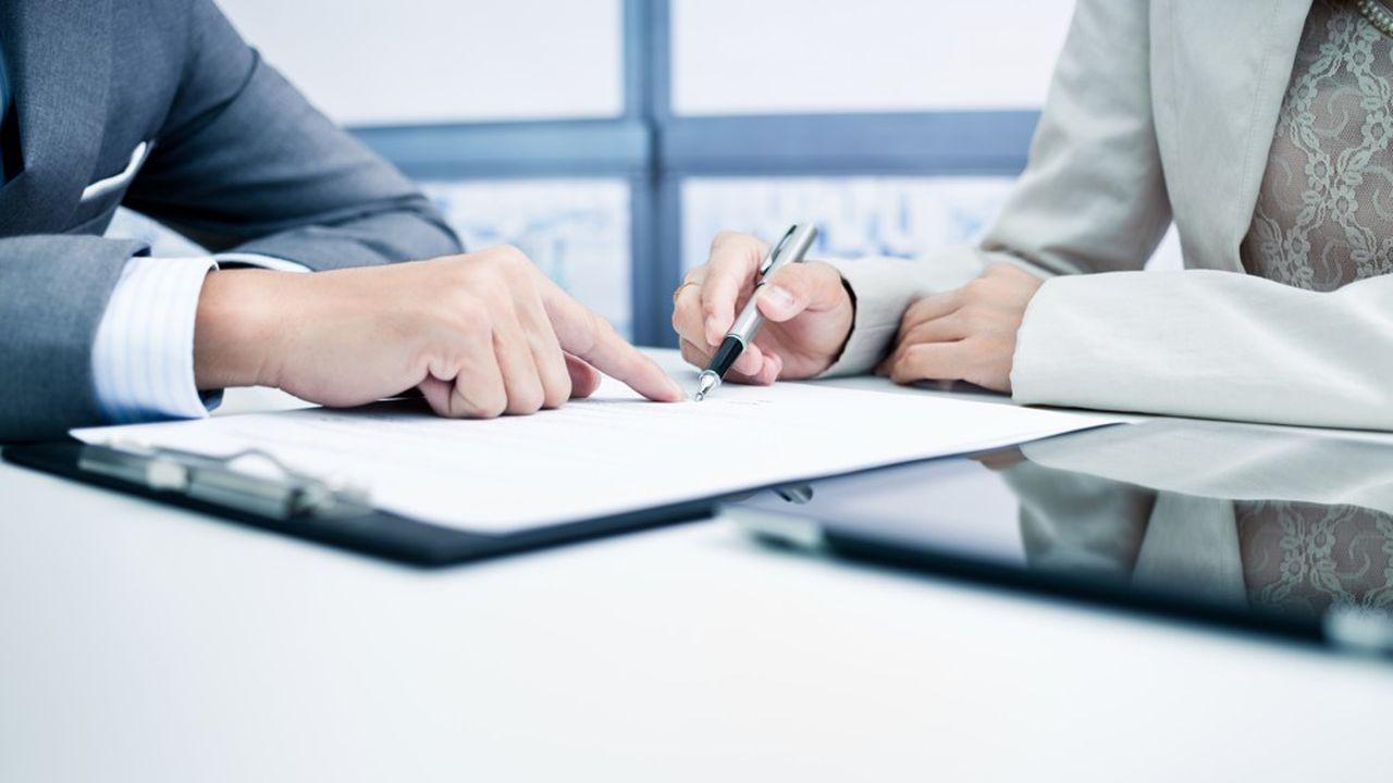 «Les clients vont s'adapter petit à petit à ce nouvel environnement», selon Olivier Mariée, directeur des ventes et de la distribution d'AXA France.